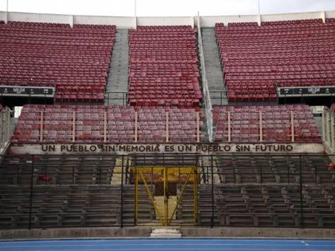 stadio Nacional de Chile